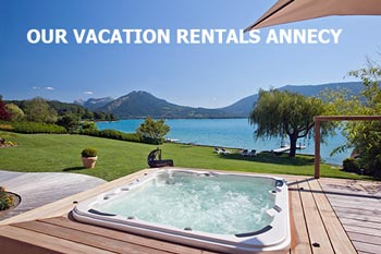 vacation rental annecy
